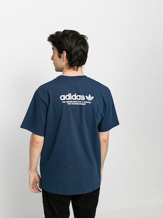 T-shirt adidas 4 0 Logo (crenav/white)
