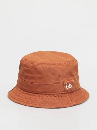 Kapelusz New Era Essential Bucket (med brown)