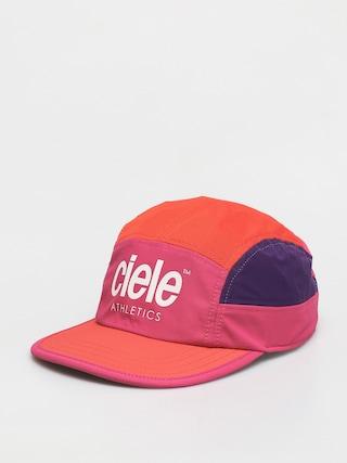 Czapka z daszkiem Ciele Athletics GOCap SC Athletics ZD (chaka pink/purple)