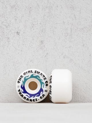 Kółka Girl Skateboard Gssc Conical (white/black/blue)