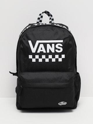 Plecak Vans Street Sport Realm Wmn (black/white checkerboard)