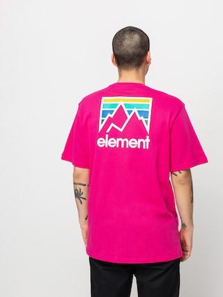 T-shirt Element Joint (fushia red)