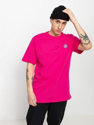 T-shirt Element Foxwood (fushia red)