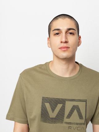T-shirt RVCA Balance Box (cactus)