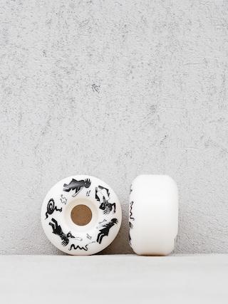 Kółka Girl Skateboard Kokopelli Staple (white/black)