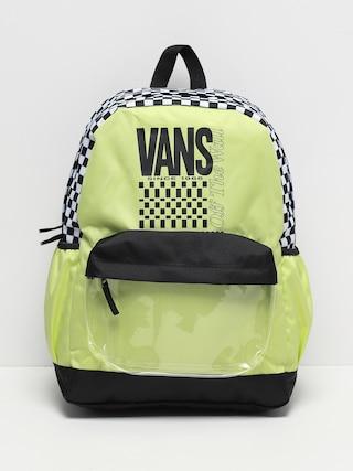 Plecak Vans Sporty Realm Plus Wmn (sunny lime)