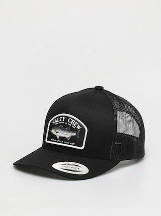 Czapka z daszkiem Salty Crew Striper Retro Trucker ZD (black)