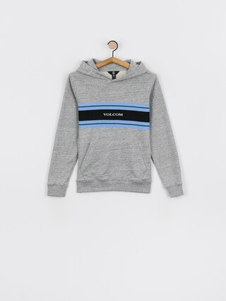 Bluza z kapturem Volcom Zero Division HD (heather grey)