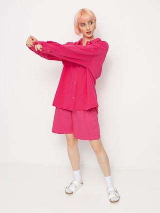 Koszula Stussy Huron Wmn (hot pink)
