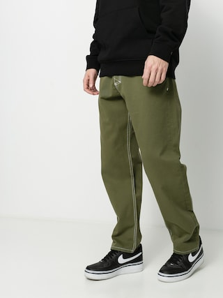 Spodnie MassDnm Craft Baggy Fit (olive)