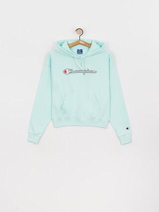 Bluza z kapturem Champion Sweatshirt HD 112638 Wmn (btt)