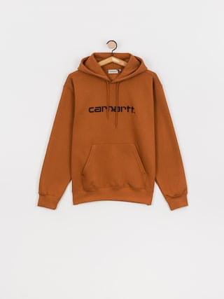 Bluza z kapturem Carhartt WIP Sweat HD (rum/black)