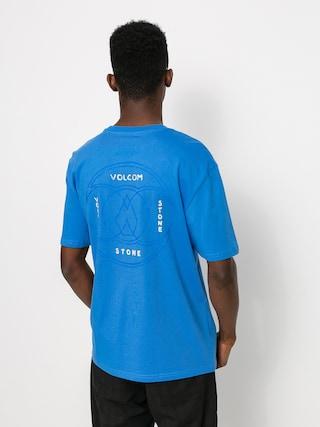 T-shirt Volcom Inner Stone (ballpoint blue)