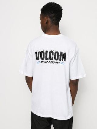 T-shirt Volcom Companystone (white)