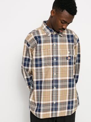 Koszula Dickies Cokato (khaki)