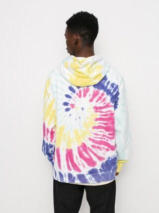 Bluza z kapturem Vans New Age HD (rainbow spectrum tie dye)