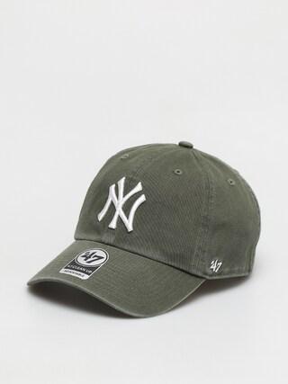 Czapka z daszkiem 47 Brand New York Yankees ZD (moss)