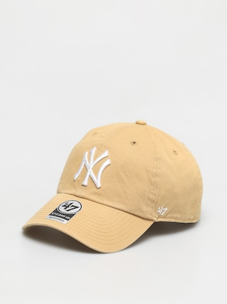 Czapka z daszkiem 47 Brand New York Yankees ZD (light tan)