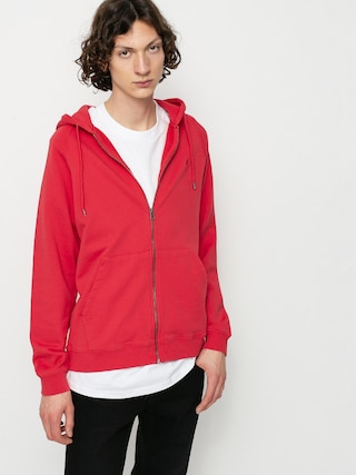 Bluza z kapturem Volcom Freeleven ZHD (carmine red)