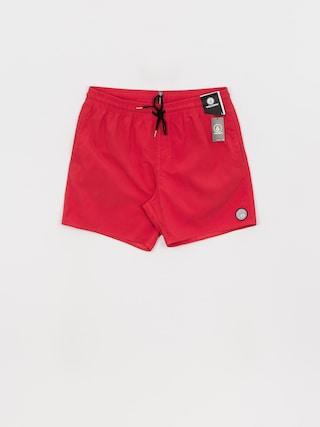 Boardshorty Volcom Lido Solid Trunk 16 (carmine red)