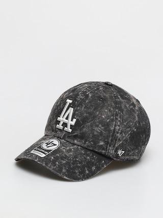 Czapka z daszkiem 47 Brand Los Angeles Dodgers Gamut ZD (navy)