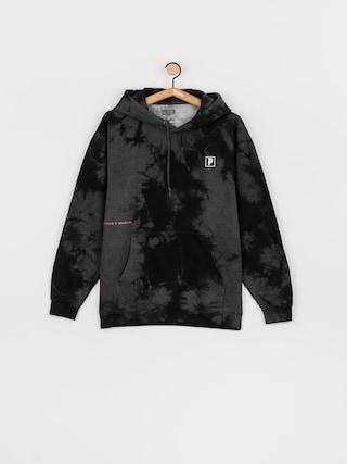 Bluza z kapturem Primitive Venom Washed HD (black)