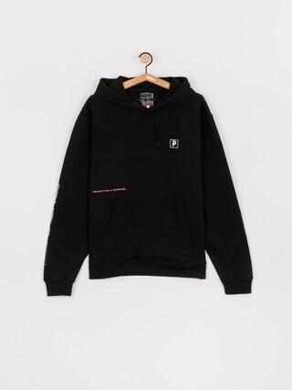 Bluza z kapturem Primitive Venom HD (black)