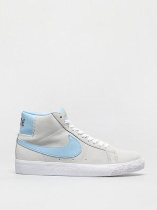 Buty Nike SB Zoom Blazer Mid (photon dust/psychic blue photon dust)
