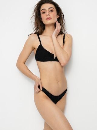 Dół od bikini RVCA Wild Medium Wmn (black)
