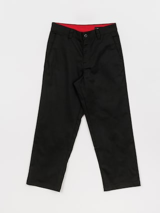 Spodnie Volcom Loose Trucks Chino (black)