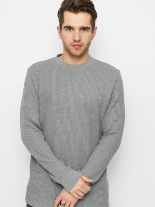 Longsleeve RVCA Day Shift Thermal (grey noise)