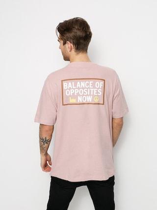 T-shirt RVCA Balance Now (pale mauve)
