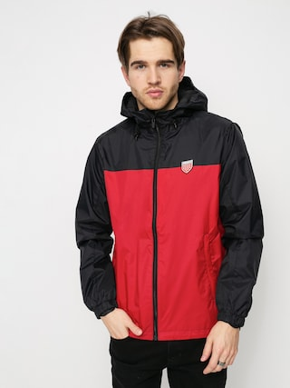 Kurtka Prosto Windrunner (red)