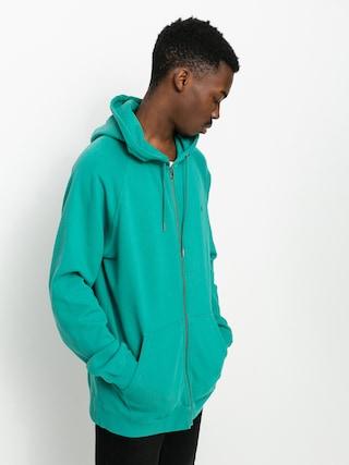 Bluza z kapturem Volcom Freeleven ZHD (synergy green)