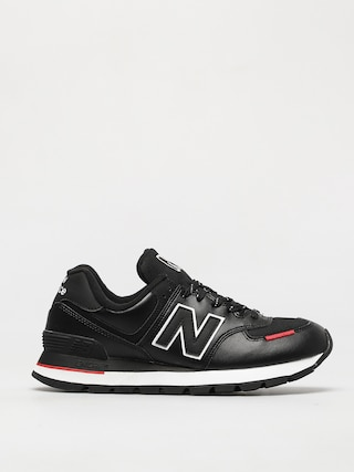 Buty New Balance 574 (black/red)