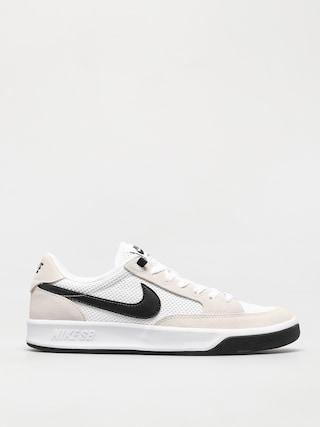 Buty Nike SB Adversary (white/black white)