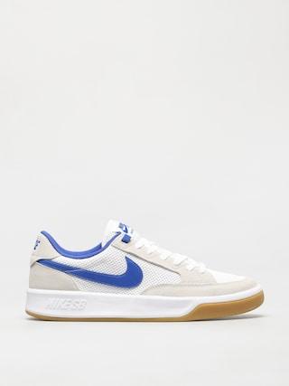 Buty Nike SB Adversary (summit white/hyper royal white)