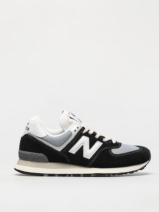 Buty New Balance 574 (black/grey)