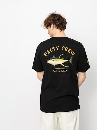 T-shirt Salty Crew Ahi Mount (black)