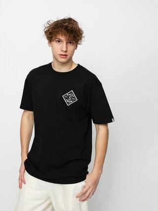 T-shirt Salty Crew Tippet Decoy Standard (black)