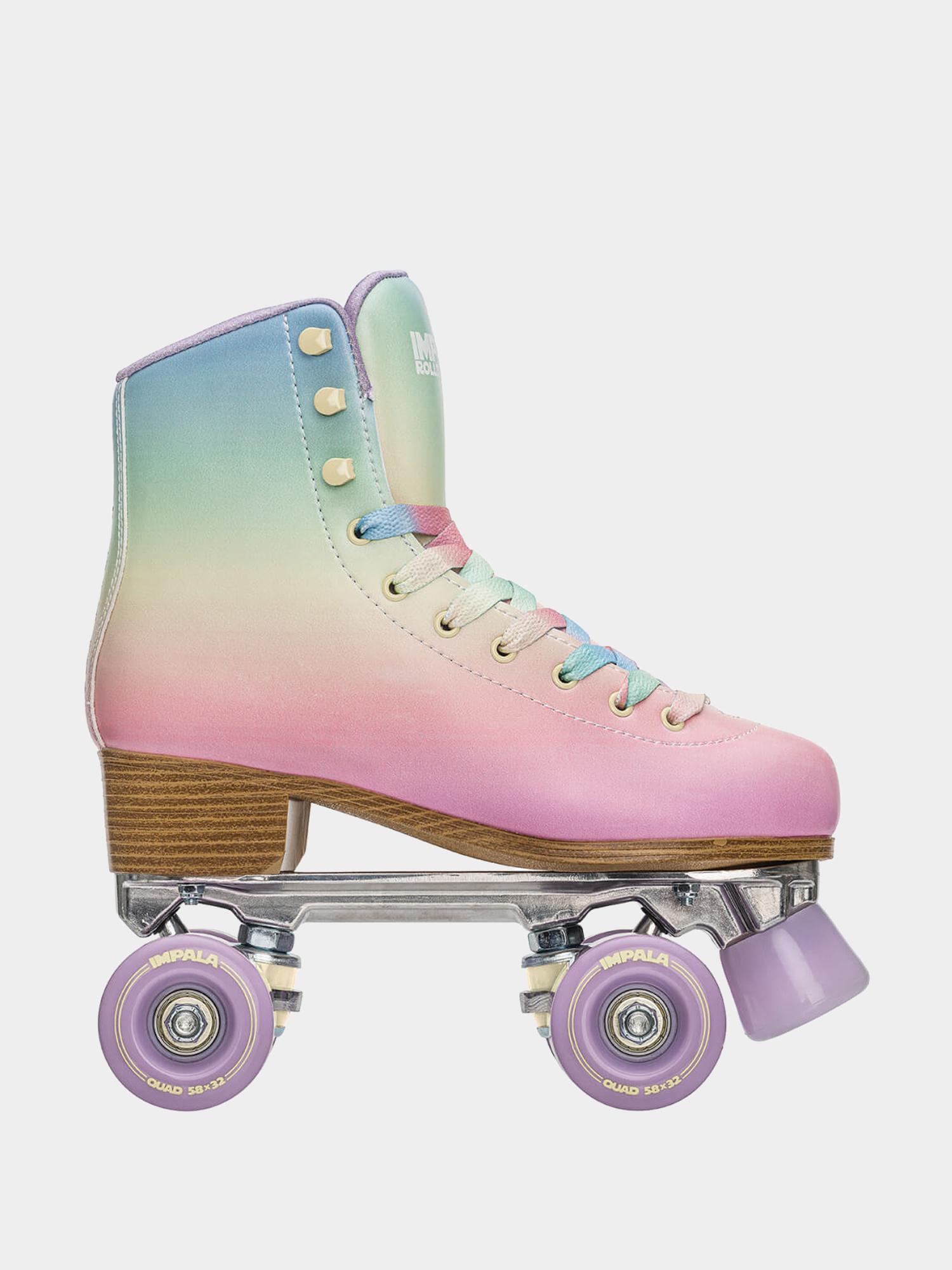 Wrotki Impala Quad Skate Wmn (pastel fade)