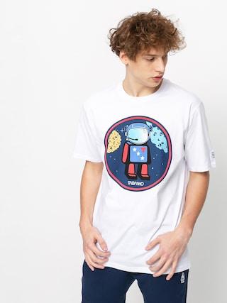 T-shirt Tabasko Kosmos (white)