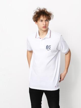 Polo Prosto Mono (white)