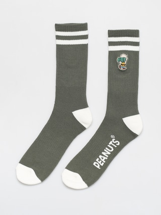 Skarpetki Element Peanuts Sock (army)