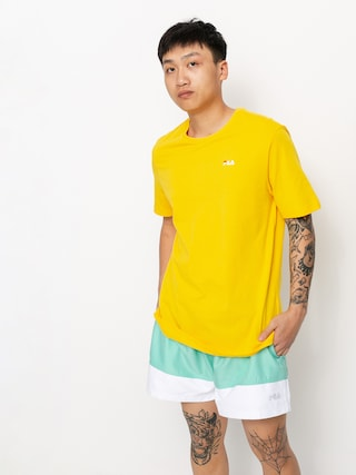 T-shirt Fila Unwind (lemon chorme)