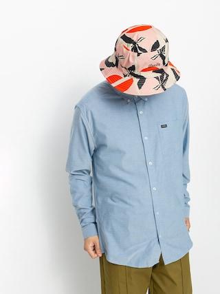 Koszula RVCA Thatll Do Stretch Ls (oxford blue)