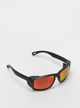 Okulary przeciwsu0142oneczne Majesty Vertex (black/polarized red ruby)