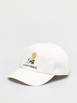 Czapka z daszkiem Element Peanuts Preem ZD (off white)