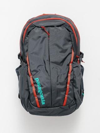 Plecak Patagonia Refugio Pack 28L (smolder blue w/roots red)