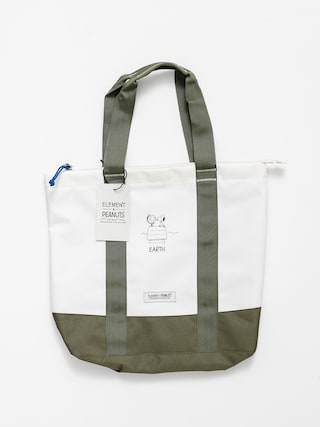 Torba Element Carrier Peanuts Tote (off white)